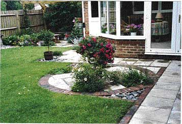 Garden ideas by ian salmonlandscape gardening by all gardens great plumpton complete back garden workwithnaturefo