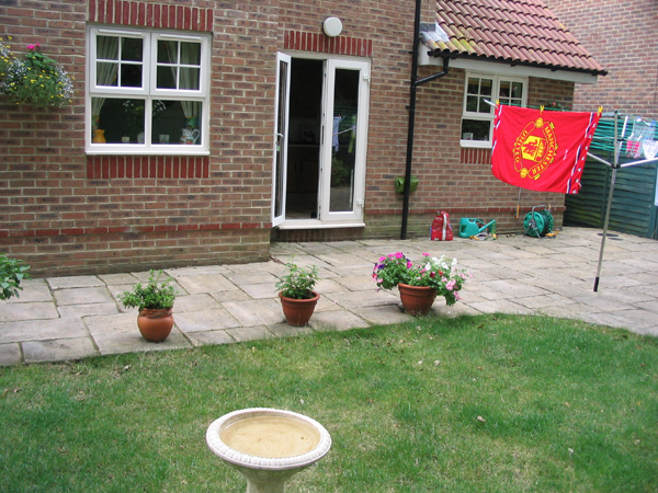 Small Uneven Backyard Ideas :  , Burgess Hill Landscapers,West Sussex UK,All Gardens Great And Small
