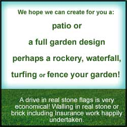 Landscape gardener brighton hove east and west sussex for Gardening tools uckfield